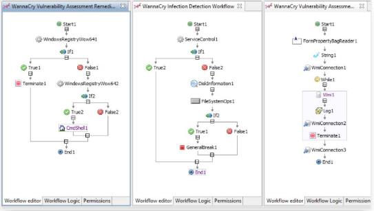Adaptiva Evolve VM screenshot