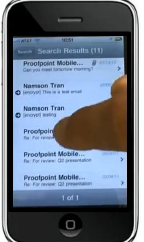 Proofpoint Enterprise Archive Demo 4